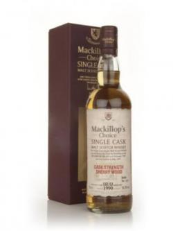 Caol Ila 17 Year Old 1990 Sherrywood - Mackillops