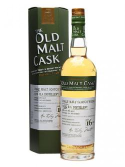 A bottle of Caol Ila 1995 / 16 Year Old / Old Malt Cask #7931 Islay Whisky