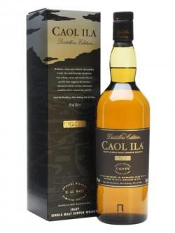 Caol Ila 2001 / Distillers Edition Islay Single Malt Scotch Whisky