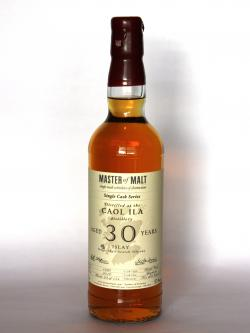 Caol Ila 30 year Master of Malt Single Cask