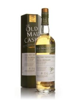 A bottle of Caol Ila 30 Year Old 1979 - Old Malt Cask (Douglas Laing)