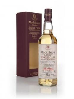 Caol Ila 34 Year Old 1980 (cask 4962) - Mackillop's Choice