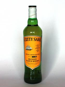 Caskstrength and Carry On (Cutty Sark) Front side