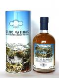 A bottle of Celtic Nations Celtic Blended Malt Whisky 1984