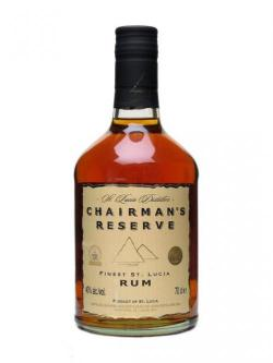 Chairman's Reserve - St Lucia Rum