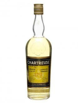 Chartreuse Yellow Liqueur / Bot.1970s