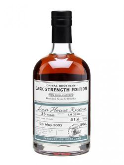 Chivas Brothers Linn House Reserve 35 Year Old Blended Scotch Whisky