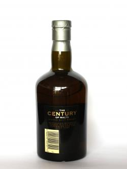 Chivas Century of Malts Back side