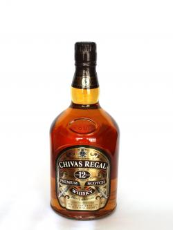 Chivas Regal 12 year Front side