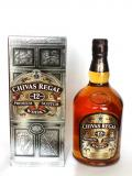 A bottle of Chivas Regal 12 year