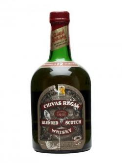 Chivas Regal 12 Year Old / Bot.1950s Blended Scotch Whisky