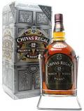 A bottle of Chivas Regal 12 Year Old / Large Bottle Blended Scotch Whisk