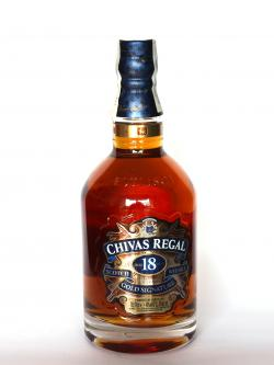 Chivas Regal 18 year Front side