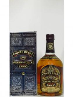 Chivas Regal Premium Scotch 12 Year Old 4158
