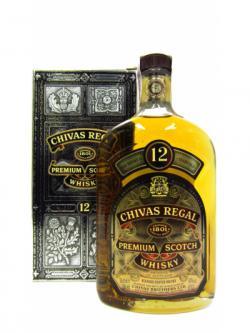 Chivas regal scotch review