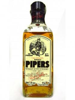 Chivas Regal The Original Hundred Pipers