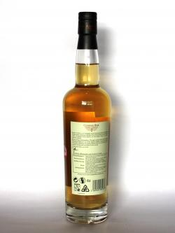Compass Box Asyla Back side