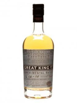Compass Box Great King Street - Experimental TR-06 Blended Whisky