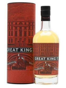 A bottle of Compass Box Great King Street / Glasgow Blend Blended Scotch Whisky