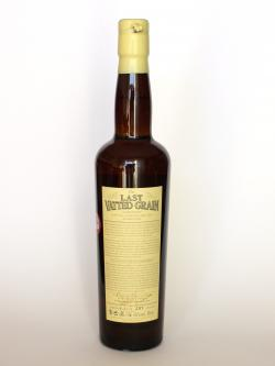 Compass Box Last Vatted Grain Back side