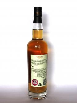 Compass Box Oak Cross Back side
