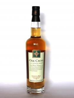 Compass Box Oak Cross Front side