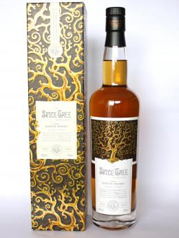a bottle of Compass Box The Spice Tree