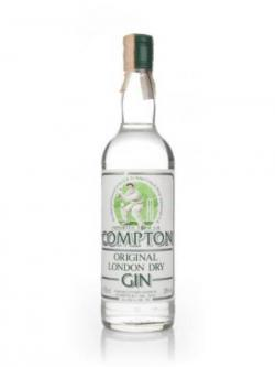 Compton Original London Dry Gin - late 1970s/early 1980s