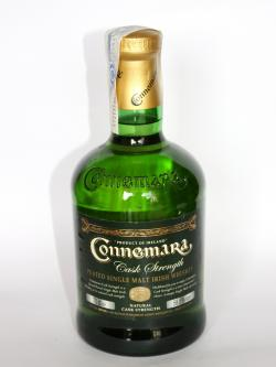 Connemara Cask Strength Front side