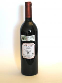 Contino Seleccion 2003 Back side