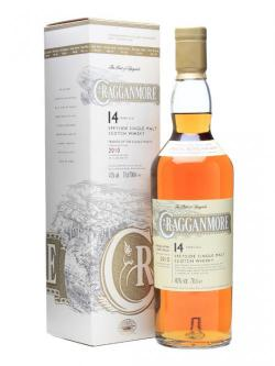 Cragganmore 14 Year Old / Friends of Classic Malts/ Bot.2010 Speyside Whisky