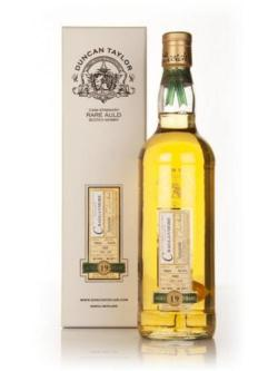 A bottle of Cragganmore 19 Year Old 1992 - Rare Auld (Duncan Taylor)