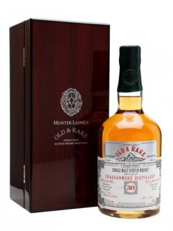 Cragganmore 1986 / 30 Year Old / Old& Rare Speyside Whisky