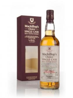 Cragganmore 23 Year Old 1990 (cask 1418) - Mackillop's Choice