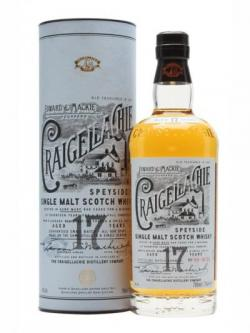 Craigellachie 17 Year Old Speyside Single Malt Scotch Whisky