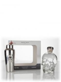 Crystal Head Vodka Cocktail Shaker Gift Set