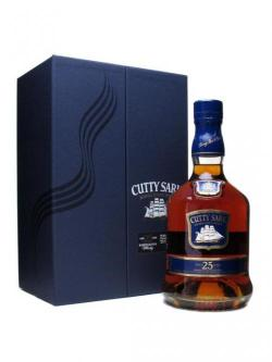 Cutty Sark 25 Year Old Blended Scotch Whisky