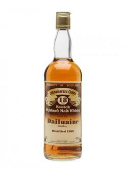 Dailuaine 1963 / 18 Year Old / Connoisseurs Choice Speyside Whisky
