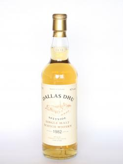 Dallas Dhu 1982 Front side