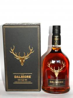 A bottle of Dalmore 12 year