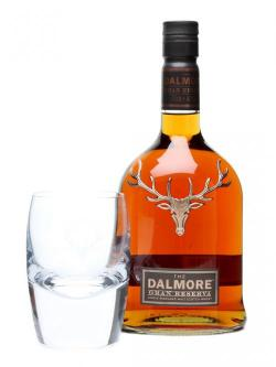 A bottle of Dalmore Gran Reserva + Free Glass