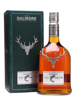 A bottle of Dalmore Tay Dram / Rivers Collection Highland Single Malt Whisky