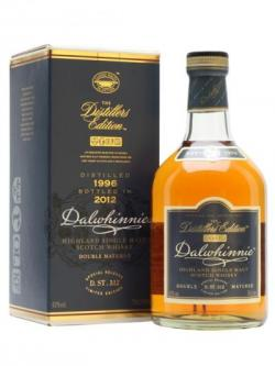 Dalwhinnie 1996 / Bot.2012 / Distillers Edition Speyside Whisky