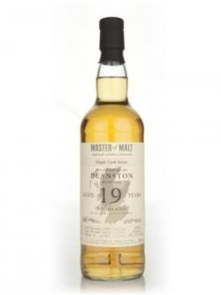Deanston 19 Year Old - Single Cask (Master of Malt)