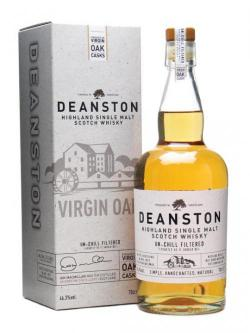 Deanston Virgin Oak Highland Single Malt Scotch Whisky