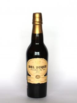 Del Duque Amontillado 30 year Front side