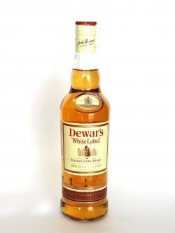 Dewar's White Label Front side