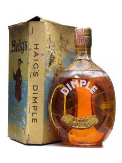 Dimple / Bot.1950s Blended Scotch Whisky