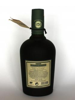 Diplomatico Ron Antiguo 12 años Back side