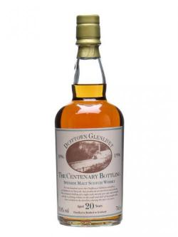 Dufftown Centenary / 20 Year Old Speyside Single Malt Scotch Whisky